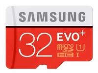 microSDHC 032GB 10 class Evo Plus UHS-I U1